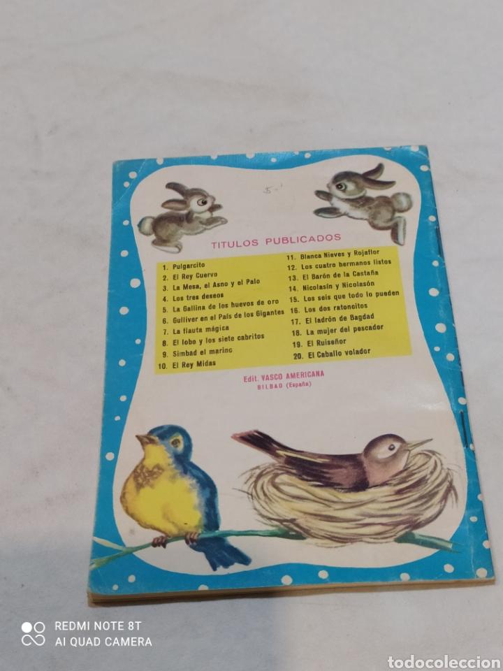 Libros: Antiguo cuento la flauta mágica - Foto 3 - 253864805