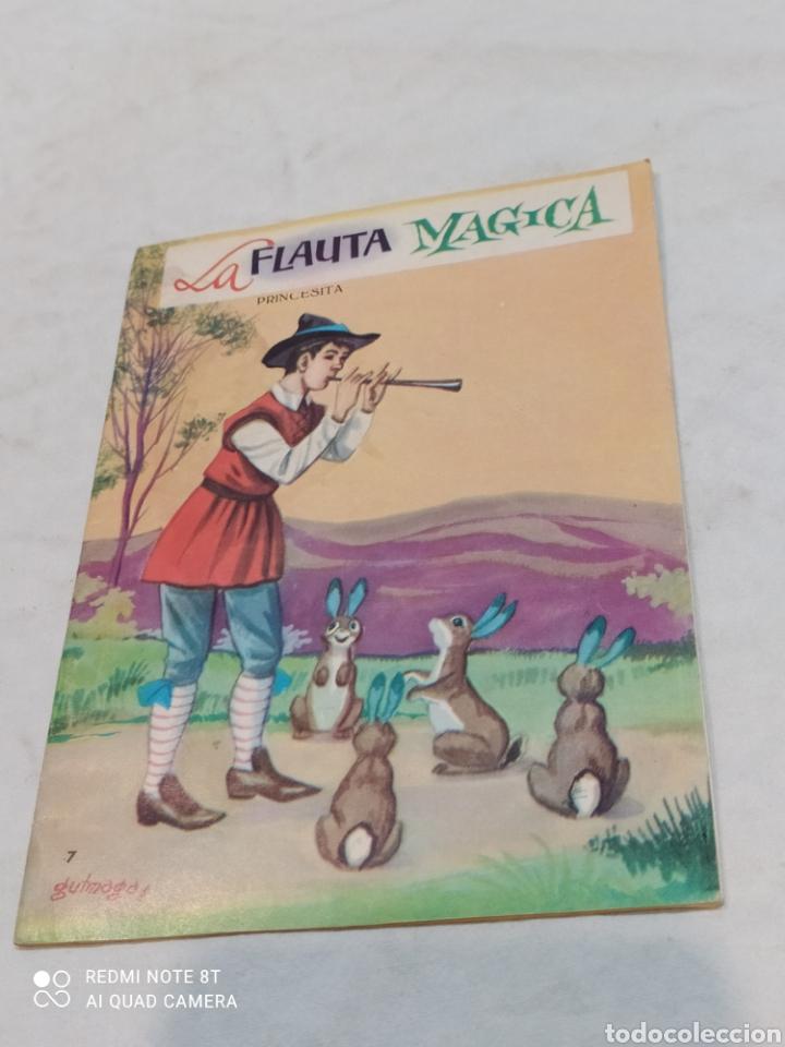 ANTIGUO CUENTO LA FLAUTA MÁGICA (Libros Nuevos - Literatura Infantil y Juvenil - Cuentos infantiles)