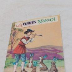 Libros: ANTIGUO CUENTO LA FLAUTA MÁGICA. Lote 253864805