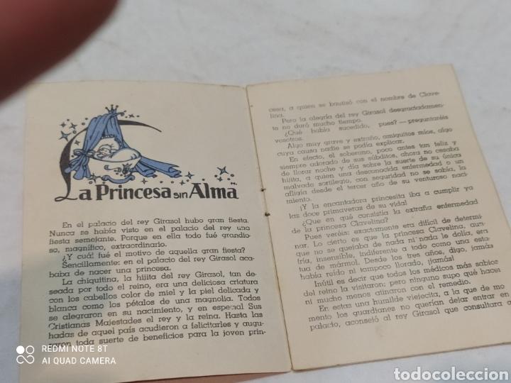 Libros: Antiguo cuento la princesa sin alma - Foto 2 - 253867165