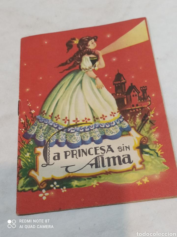 ANTIGUO CUENTO LA PRINCESA SIN ALMA (Libros Nuevos - Literatura Infantil y Juvenil - Cuentos infantiles)
