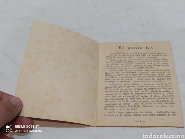 Libros: Antiguo cuento el Patito feo 1958 - Foto 2 - 253868125