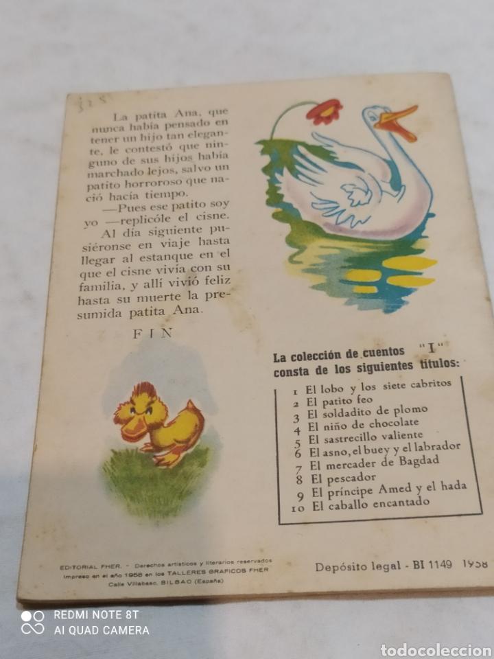 Libros: Antiguo cuento el Patito feo 1958 - Foto 3 - 253868125