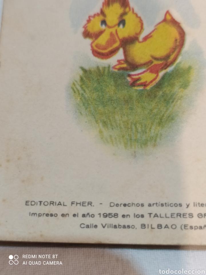 Libros: Antiguo cuento el Patito feo 1958 - Foto 4 - 253868125