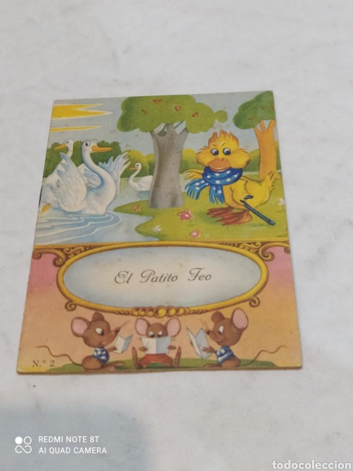 ANTIGUO CUENTO EL PATITO FEO 1958 (Libros Nuevos - Literatura Infantil y Juvenil - Cuentos infantiles)