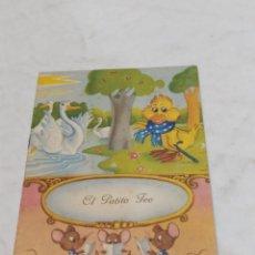 Libros: ANTIGUO CUENTO EL PATITO FEO 1958. Lote 253868125