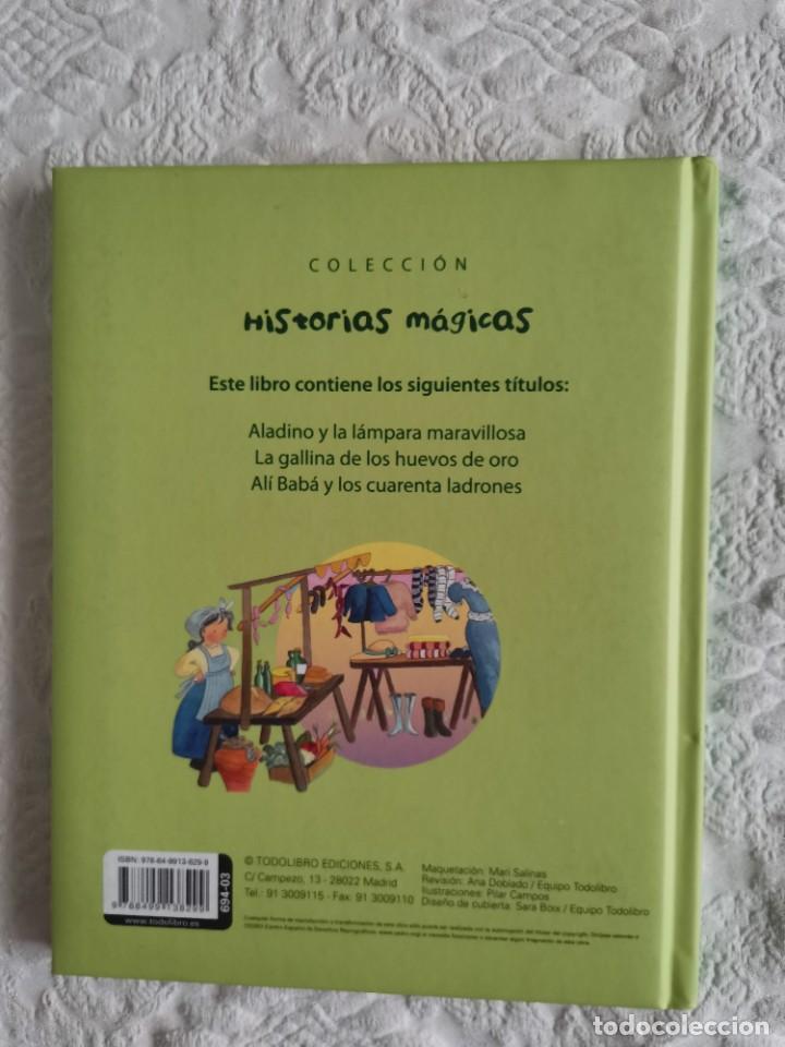 Libros: HISTORIAS DE MAGIA, Ed. Todolibro - Foto 2 - 253895415