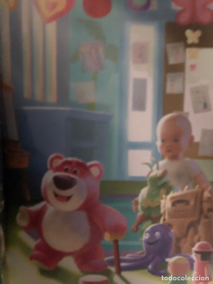 Libros: Lote 7 libros disney toy story rey leon tiana y el sapo UP cars tarzan - Foto 3 - 254064855