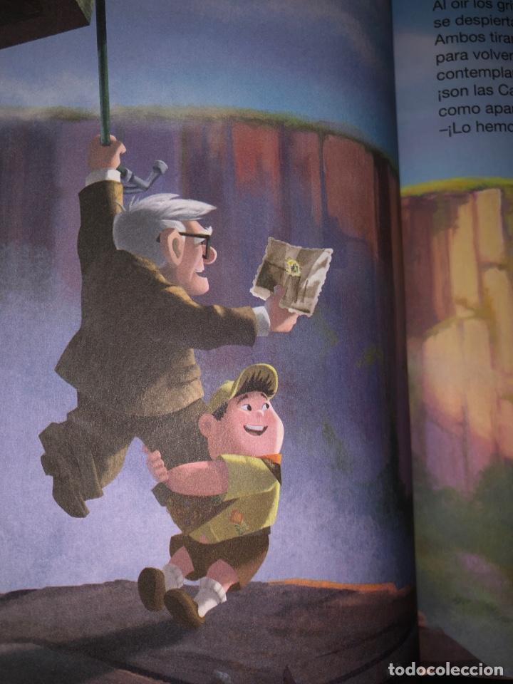 Libros: Lote 7 libros disney toy story rey leon tiana y el sapo UP cars tarzan - Foto 6 - 254064855