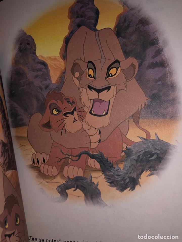 Libros: Lote 7 libros disney toy story rey leon tiana y el sapo UP cars tarzan - Foto 7 - 254064855