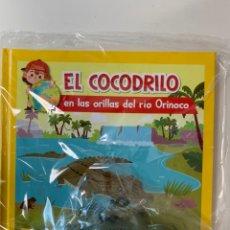 Libros: CUENTO ANIMALES - EL COCODRILO - NATIONAL GEOGRAPHIC. Lote 254763500