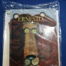 Livres: ERNESTO UN LEÓN HAMBRIENTO NUEVO A ESTRENAR. Lote 255595290