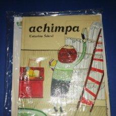 Libros: ACHIMPA CATARINA SOBRAL NUEVO A ESTRENAR. Lote 255595910