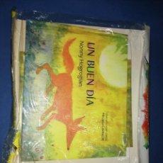 Libros: UN BUEN DÍA NONNY HOGROGIAN NUEVO A ESTRENAR. Lote 255596875