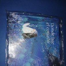 Libros: DONDE LATE EL CORAZÓN SATOE TONE NUEVO A ESTRENAR. Lote 255597275