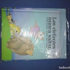 Libros: LOS ELEFANTES NUNCA SALTAN NUEVO A ESTRENAR. Lote 255599430