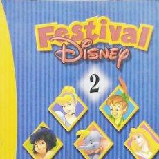 Libros: FESTIVAL DISNEY. 2 - EDICIONES GAVIOTA. Lote 259896190