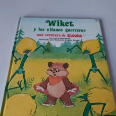Livres: LIBRO EWOKS. Lote 260753815