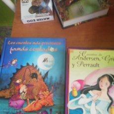 Libros: LOTE CUENTOS INFANTILES. Lote 260871815