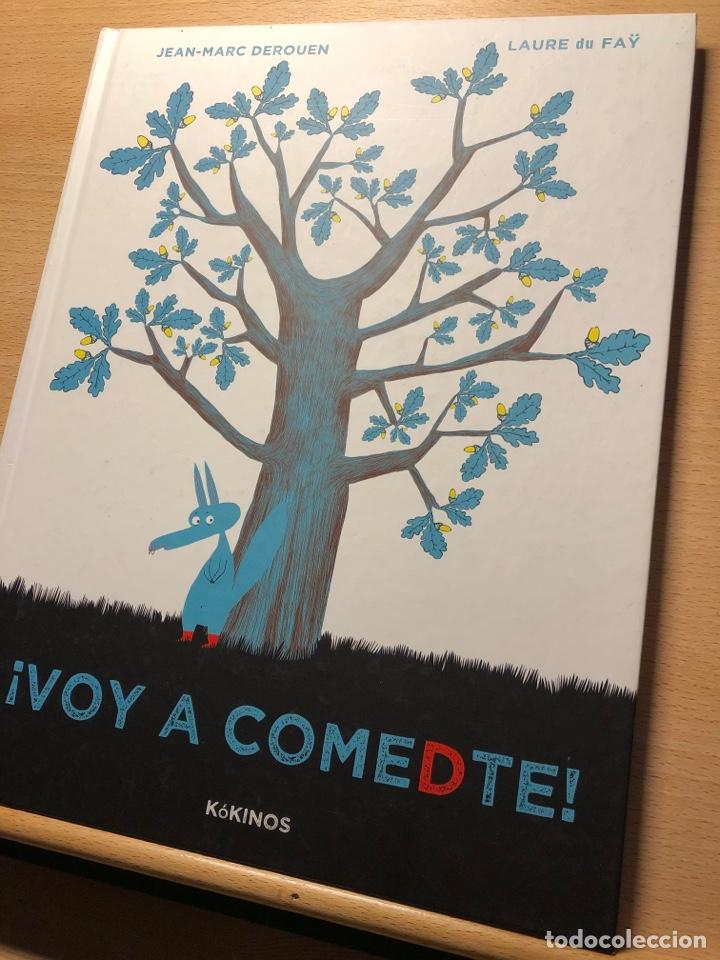 CUENTO ILUSTRADO VOY A COMEDTE KOKINOS JEAN MARC DEROUEN Y LAURE DU FAY (Libros Nuevos - Literatura Infantil y Juvenil - Cuentos infantiles)