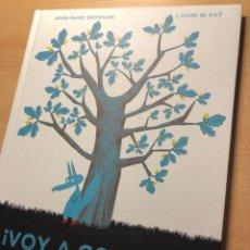 Livres: CUENTO ILUSTRADO VOY A COMEDTE KOKINOS JEAN MARC DEROUEN Y LAURE DU FAY. Lote 260897430