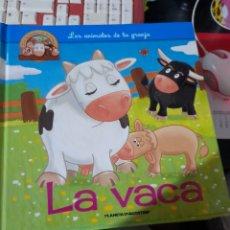 Libros: LOS ANIMALES DE LA GRANJA. Lote 261119000