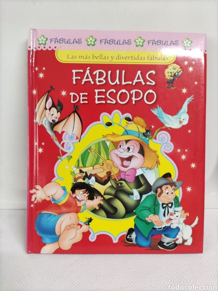 FÁBULAS ESOPO (Libros Nuevos - Literatura Infantil y Juvenil - Cuentos infantiles)