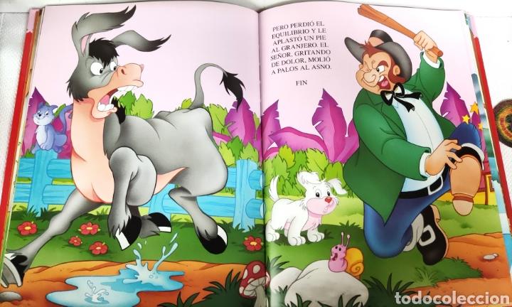Libros: Fábulas Esopo - Foto 3 - 262736230