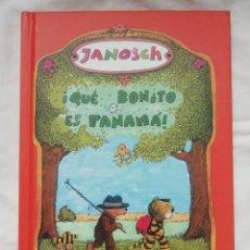 Libros: ¡QUE BONITO ES PANAMA! JANOSCH - NUEVO. Lote 264569924