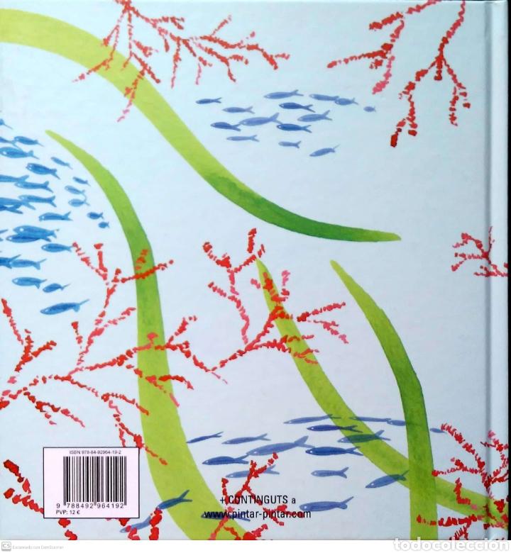 Libros: El poema que va caure a la mar. Aurelio González Ovies/Ester Sánchez. Editorial Pintar-Pintar. 2011. - Foto 2 - 268568629