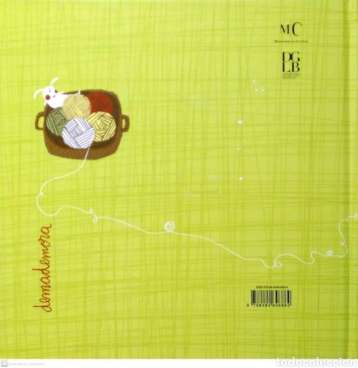 Libros: Ovelliña, dame la. Isabel Minhós Martins/Yara Kono. Kalandraka. 2009. NUEVO. - Foto 2 - 268568934