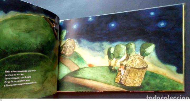 Libros: O debut de Martino Porconi. Xosé A. Neira Cruz. Editorial Galaxia. 2008. NUEVO. LIBRO+CD. - Foto 3 - 268569654