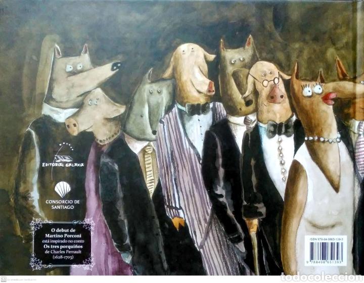 Libros: O debut de Martino Porconi. Xosé A. Neira Cruz. Editorial Galaxia. 2008. NUEVO. LIBRO+CD. - Foto 2 - 268569654