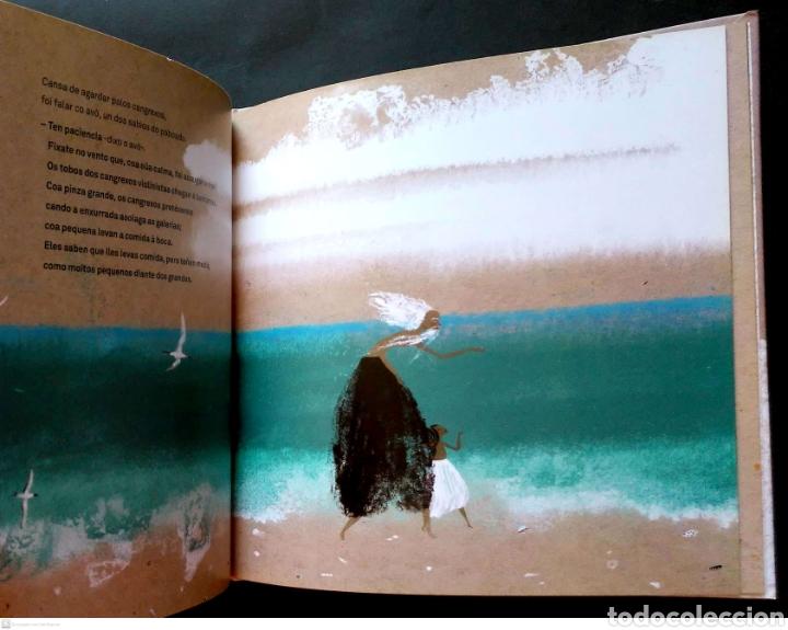 Libros: A illa los cangrexos violinistas.Xavier Queipo/Jesús Cisneros.OQO editora.2009.NUEVO. - Foto 3 - 268570954