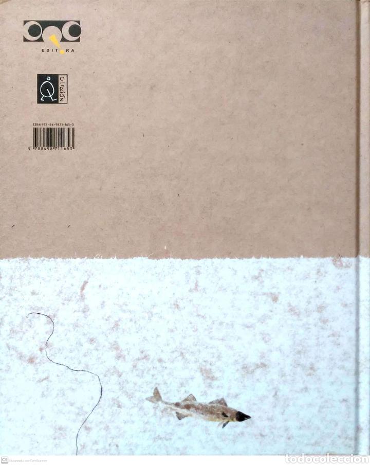 Libros: A illa los cangrexos violinistas.Xavier Queipo/Jesús Cisneros.OQO editora.2009.NUEVO. - Foto 2 - 268570954