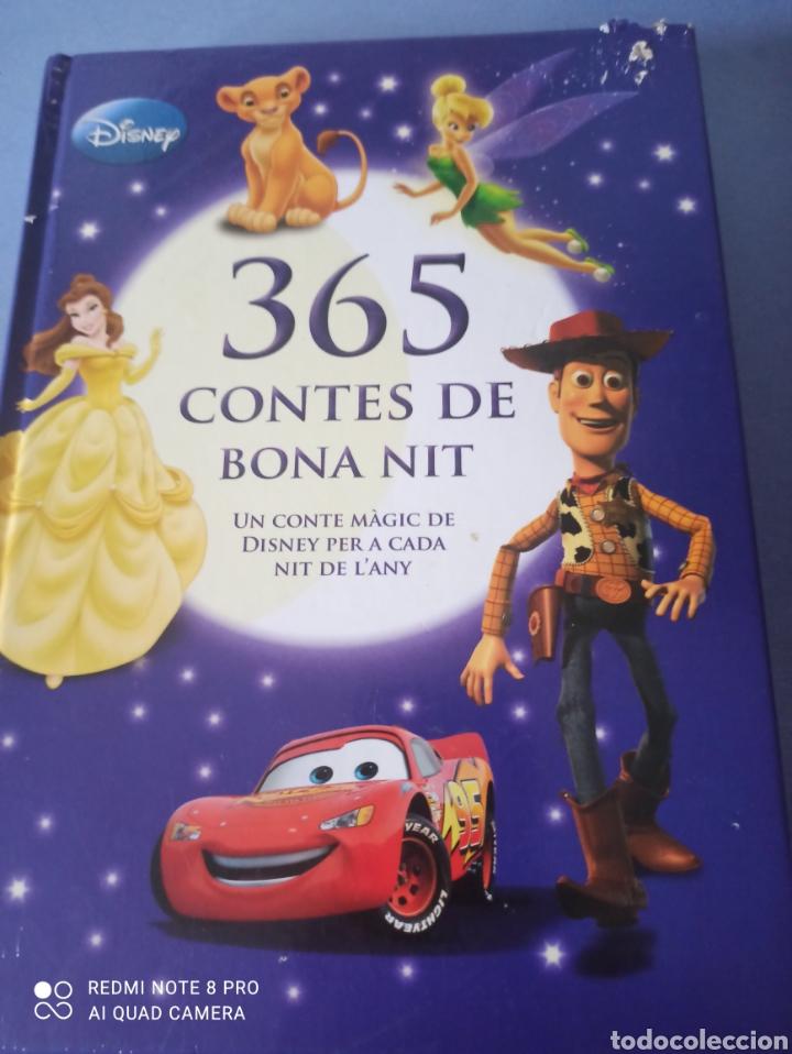 Libros: 365 contes de bona nit. Un conte màgic de Disney per a cada dia de lany - Foto 2 - 268731924