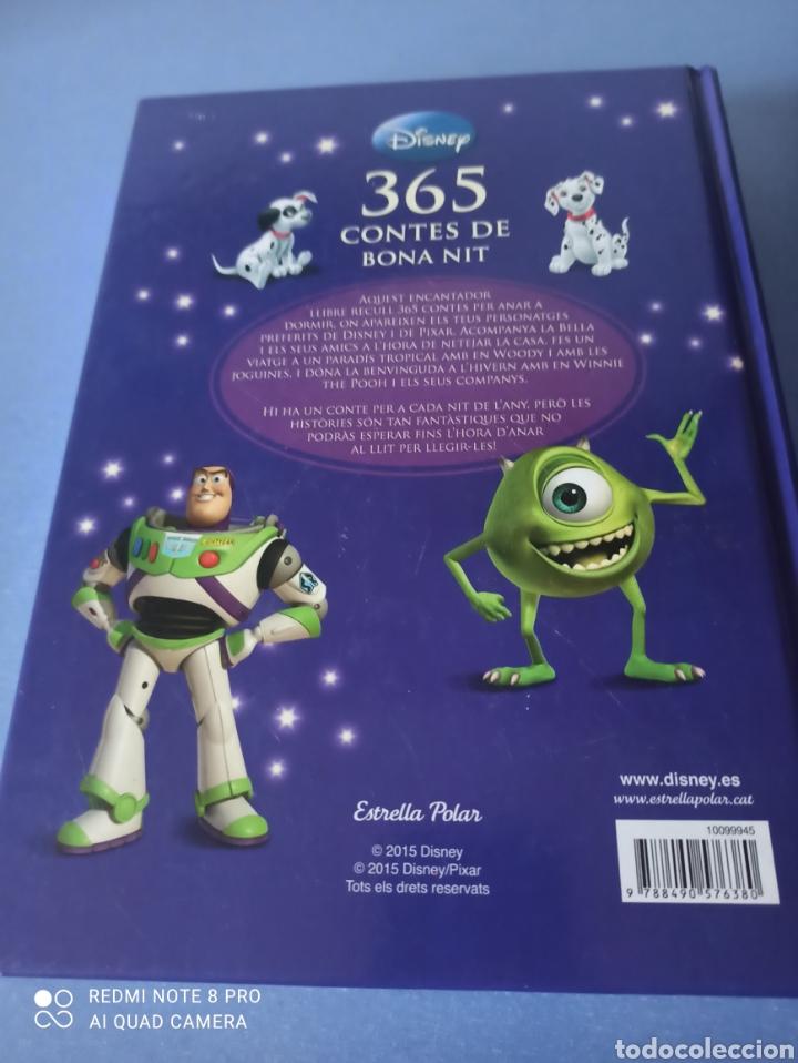Libros: 365 contes de bona nit. Un conte màgic de Disney per a cada dia de lany - Foto 4 - 268731924