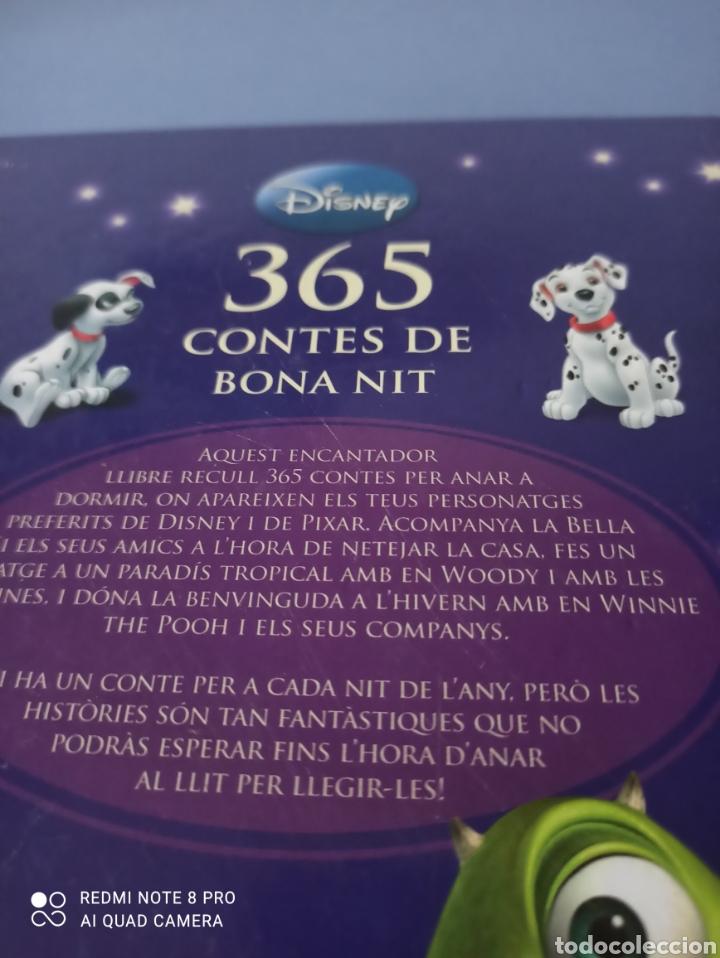 Libros: 365 contes de bona nit. Un conte màgic de Disney per a cada dia de lany - Foto 5 - 268731924