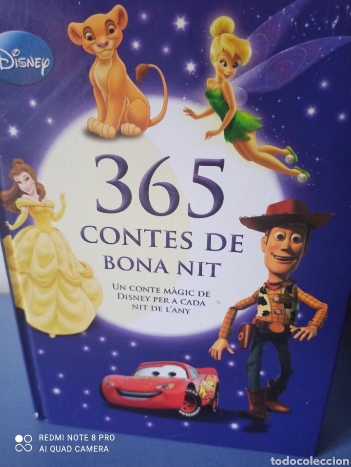 365 CONTES DE BONA NIT. UN CONTE MÀGIC DE DISNEY PER A CADA DIA DE L'ANY (Libros Nuevos - Literatura Infantil y Juvenil - Cuentos infantiles)