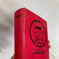 Libros: ANTIGUO LIBRO PATUFET 1970!. Lote 268811189