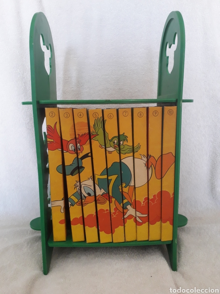 BIBLIOTECA DE LOS JÓVENES CASTORES DISNEY 1984 (Libros Nuevos - Literatura Infantil y Juvenil - Cuentos infantiles)