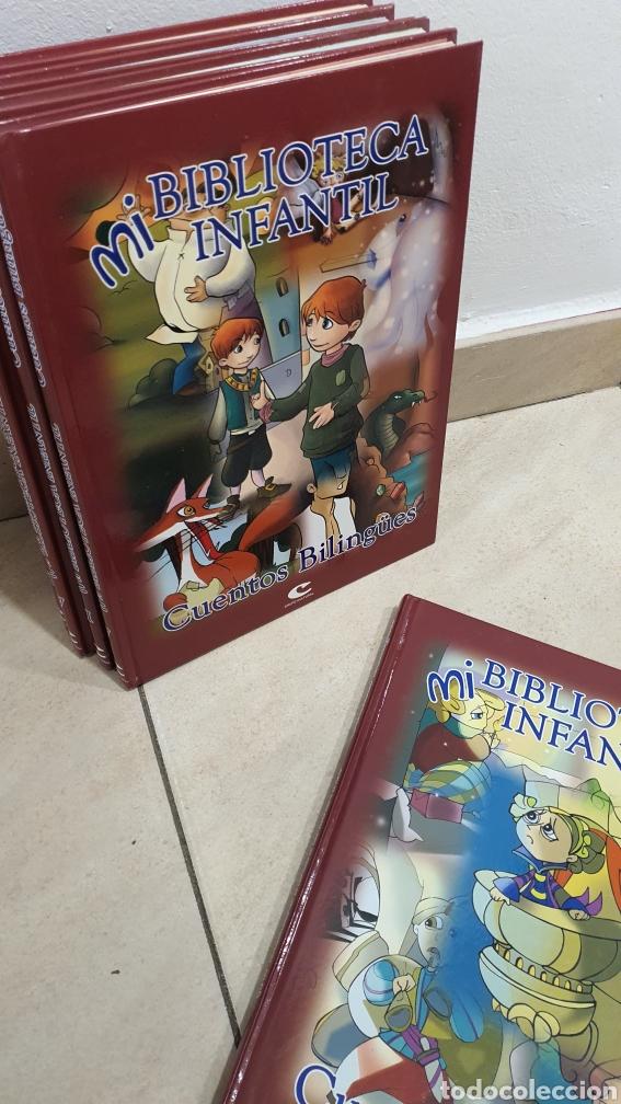 """Libros: Lote de 5 libros """"cuentos Bilingue"""" - Foto 3 - 269257493"""