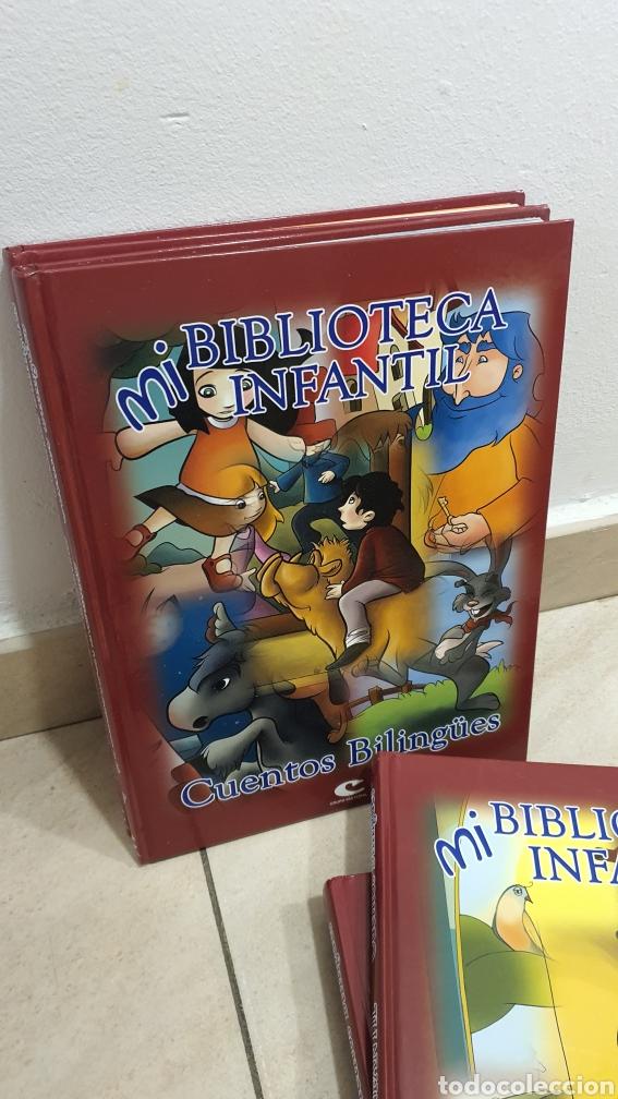 """Libros: Lote de 5 libros """"cuentos Bilingue"""" - Foto 5 - 269257493"""