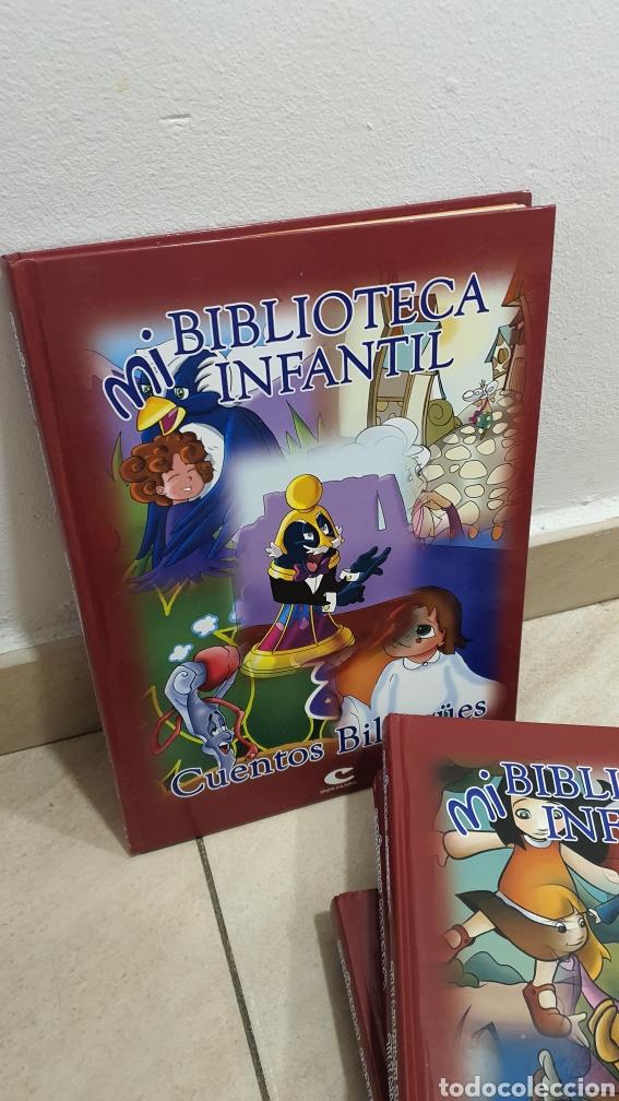 """Libros: Lote de 5 libros """"cuentos Bilingue"""" - Foto 6 - 269257493"""