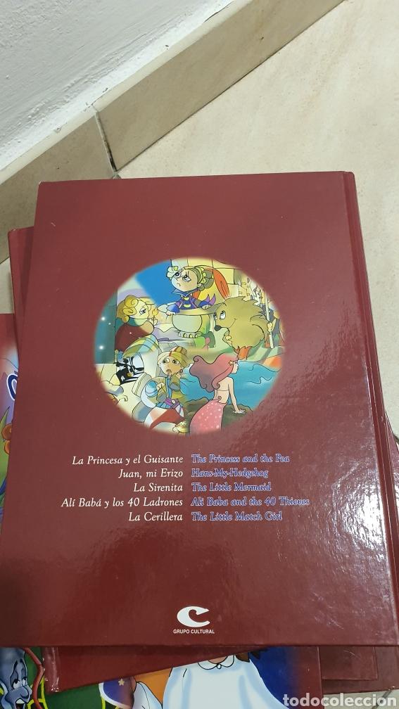 """Libros: Lote de 5 libros """"cuentos Bilingue"""" - Foto 11 - 269257493"""