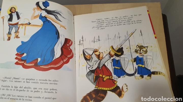 Libros: Bonito libro de cuentos(el flautista de hammelin,el pastorcillo.. - Foto 5 - 269816058