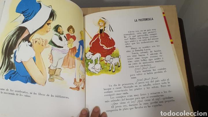 Libros: Bonito libro de cuentos(el flautista de hammelin,el pastorcillo.. - Foto 7 - 269816058