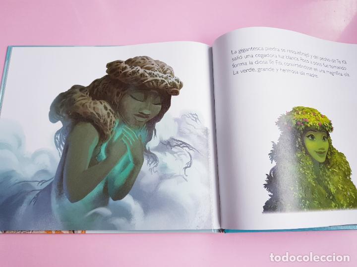 Libros: CUENTO-DISNEY CLÁSICOS-VAIANA+PELÍCULA-ABIERTO PARA FOTOS-COLECCIONISTAS - Foto 7 - 270184623
