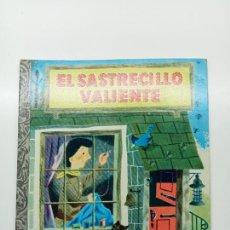 Libros: PEQUEÑO LIBRO DE ORO Nº 42, EL SASTRECILLO VALIENTE, ED. NOVARO MÉXICO 1980. Lote 270993463