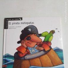 Libros: EL PIRATA METEPATAS ESTADO NUEVO MAS ARTICULOS. Lote 271109393